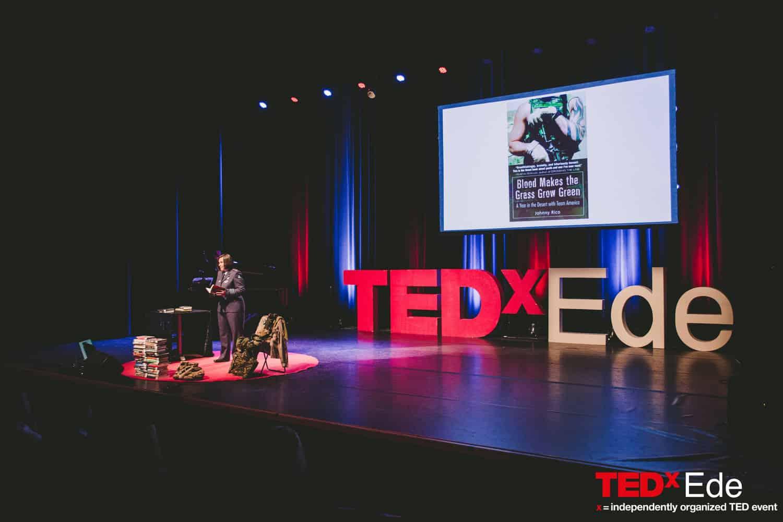 TEDxEde Kleinreesink