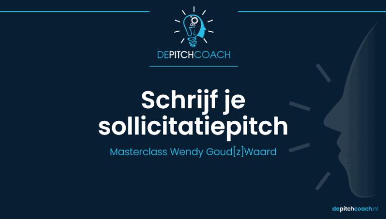 Sollicitatiepitch