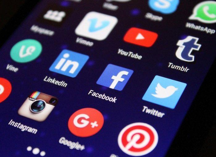 Sociaal media afbeelding