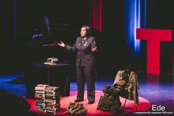 TED speech Esmeralda Kleinreesink